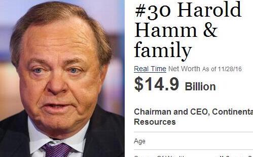 史上最壕内阁上线 特朗普政府身价或达350亿美元