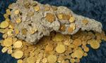 300年前沉船中打捞出350枚金币 价值千万