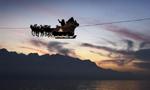 """""""飞翔""""的圣诞老人"""