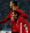 欧联杯-姆希塔良处子球伊布再建功 曼联2-0晋级