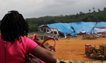 尼日利亚教堂屋顶坍塌