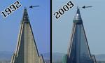 朝鲜105层柳京饭店耗时30年竣工