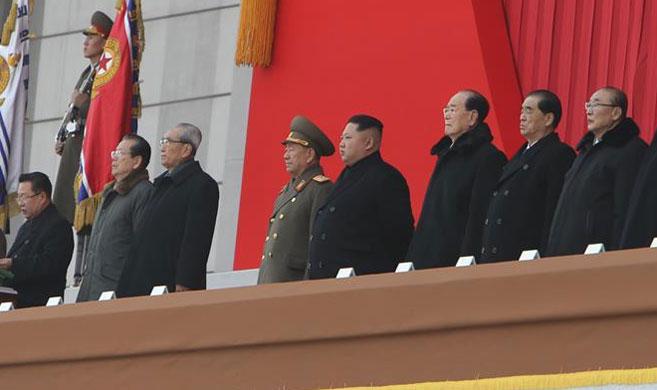 朝鲜纪念金正日逝世5周年