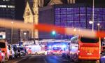 一辆货车冲入柏林一圣诞市场致9死50伤