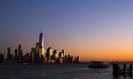 曼哈顿的天际线