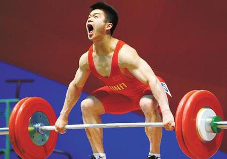 石智勇:十余年辛勤汗水终成奥运冠军