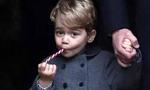 吃糖的乔治小王子