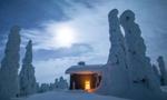 芬兰圣诞老人家乡美若梦幻童话世界