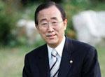 潘基文告别联合国演讲:我仍然是骄傲的国际公民