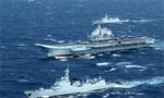 新年中国海军航母编队在忙些啥?
