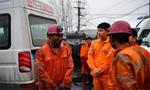 河南一煤矿发生冒顶事故