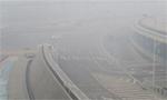 大范围持续性雾霾袭京 官方:与地区气候和地形有关