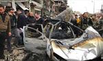 叙利亚西北沿海城市杰卜莱炸弹袭击致9人死亡