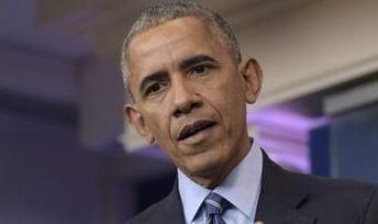 奥巴马在任最后一年 美国扔下2.6万枚炸弹