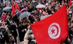 """突尼斯民众举行游行 抗议""""恐怖分子""""潜回国"""