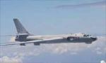昨天 一群中国轰炸机去了日本海