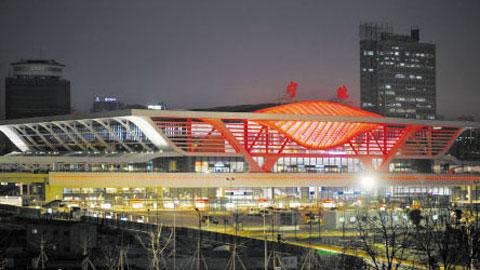 宁波三大国家级综合客运枢纽示范工程全面投用