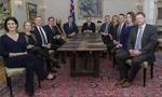 冰岛新一届政府正式就职