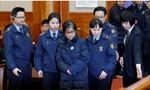韩国:崔顺实出席听证会