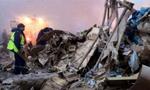 土耳其一货机在吉尔吉斯斯坦坠毁