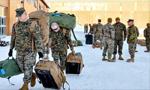 约300名美国军人抵达挪威