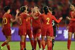 国际女足锦标赛:中国胜泰国