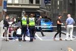墨尔本市中心发生驾车袭击案