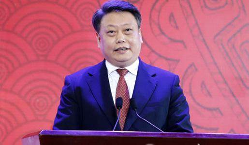 宁波市委市政府举行春节团拜会 唐一军致辞