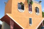 倒着看世界:屋顶在地上 巴西反转屋成景点