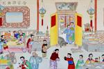 年画迎新春――走近杨柳青年画传承人