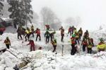 意大利雪崩遇难者遗体均被找到 将进行过失杀人调查