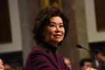 美国参议院通过提名 赵小兰将出任运输部长