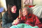 """108岁""""鸡奶奶""""盼六世同堂 长寿秘诀:心地好不记仇"""