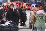 德国汉堡机场不明气体致数十人不适 官方称非恐袭