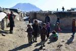 阿富汗,这个冬天很寒冷