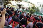 缅甸遭冲击中资企业结束被占据 设备损毁严重