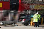 伦敦发生车辆冲撞行人事件