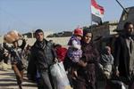 伊拉克政府军收复摩苏尔西部城区首个街区