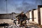 标志性胜利:伊拉克政府军夺回摩苏尔政府大楼