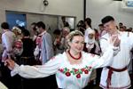 白俄罗斯首都举办民族舞蹈大赛