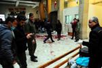 叙利亚首都法院遭自杀式袭击致43人死亡