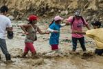 秘鲁:暴雨成灾