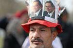 穆巴拉克支持者举行集会