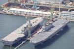 """日本""""准航母""""服役 日媒:中国啊这就是日本的实力"""