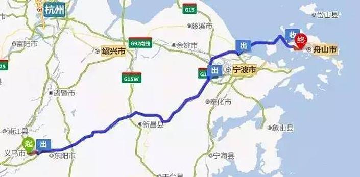 义甬舟开放大通道建设有新行动方案 将建55个重大项目