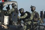 韩国扬言严打越界中国渔民 30名警察配步枪执勤