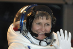 美国宇航员打破女性太空行走次数纪录