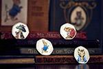 英国发行彼得兔纪念币 网站被挤爆