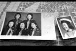 """抗美援朝老兵与64年前老照片中""""女学生""""隔空见面"""