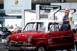 德国埃森举行经典车展